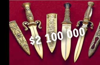 Most Expensive Knives in the World