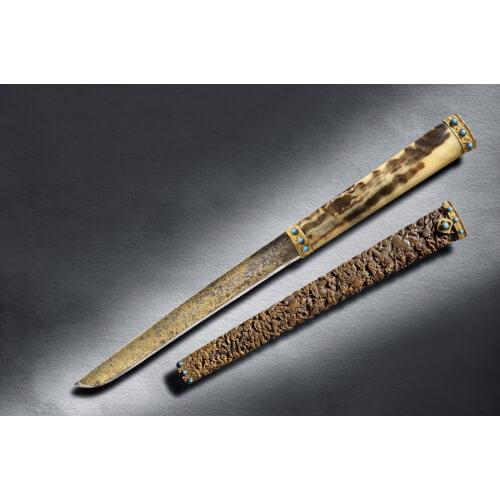 Qianlong Imperial Hunting Knife