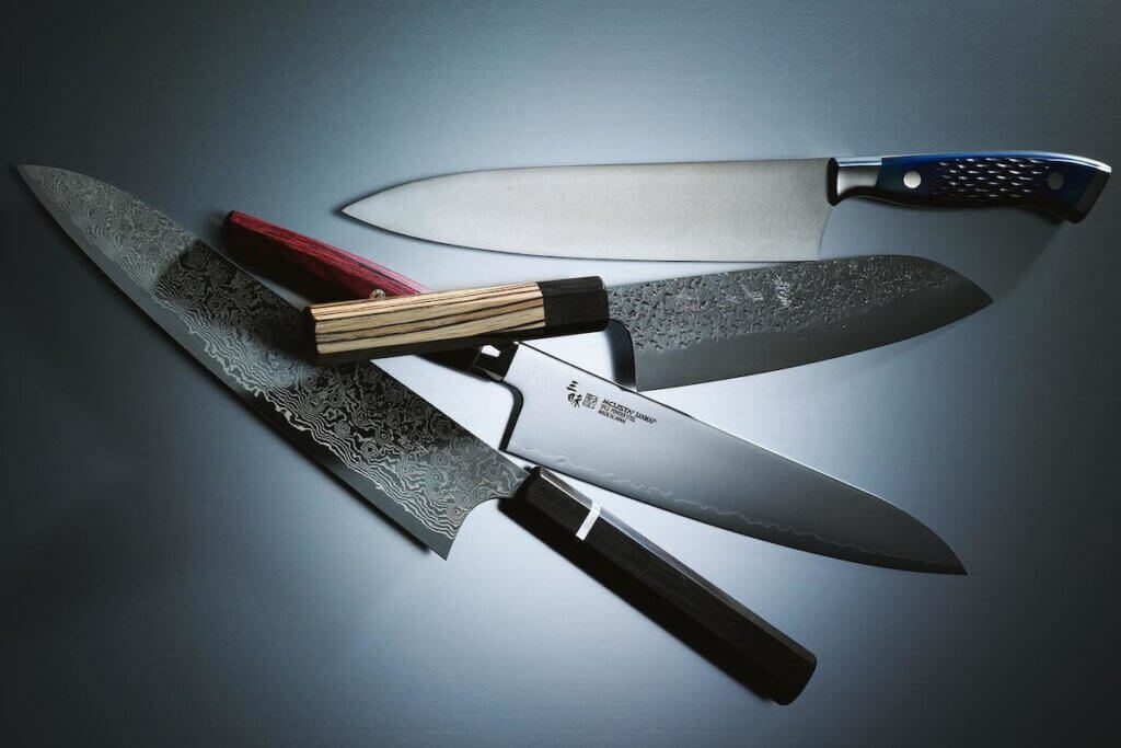 Japanese knives specificities