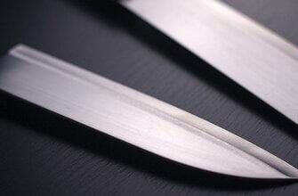 secrets of Japanese knives