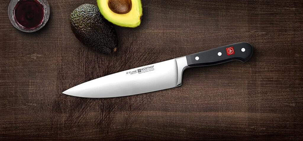 WÜSTHOF 4582/20 Classic 8 Inch Chef's Knife