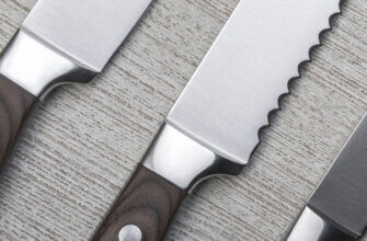How to store knives properly