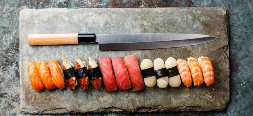 7 Best Sushi and Sashimi Knife Review in 2020