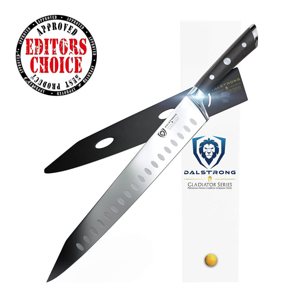 """Dalstrong - 12"""" meat knife, The Kitchen Gladius — best ever"""