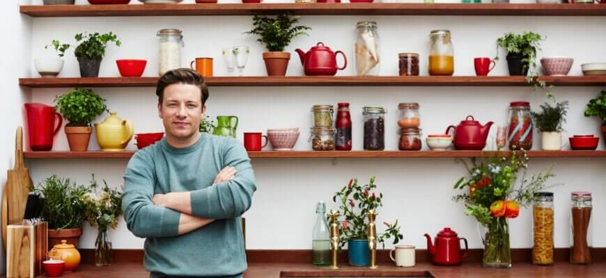 20 tricks from Jamie Oliver: how to cook better