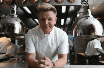 Who are you, Sir Gordon Ramsay? 23 facts about one of the world's coolest and most scandalous chefs