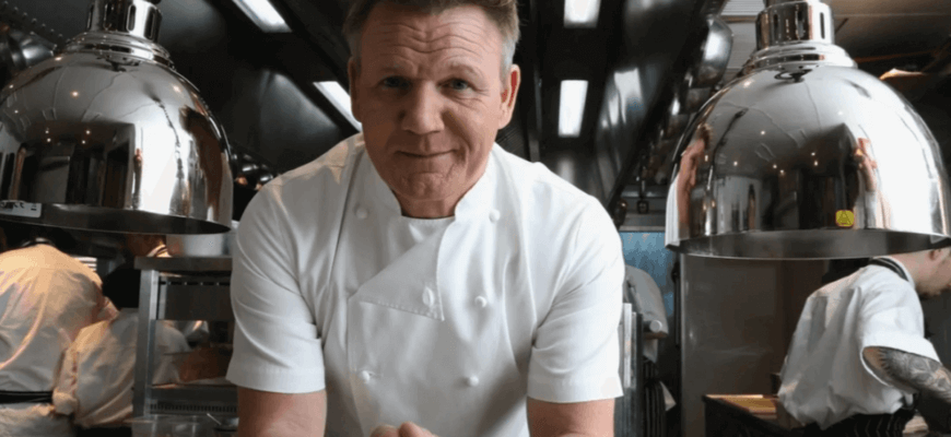 Facts about Gordon Ramsey