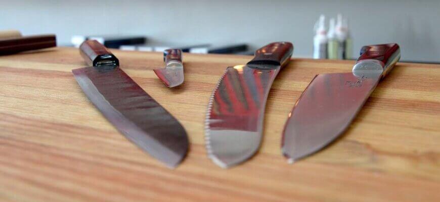 HULLR Knives